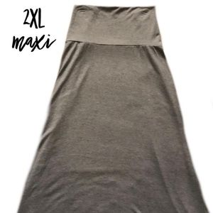 2XL Maxi Skirt/Dress LuLaRoe